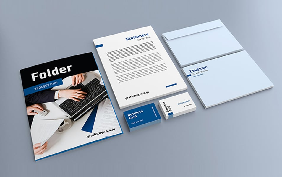 Corporate Identity Mockup thumbnail